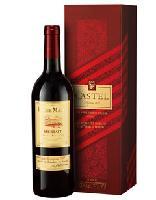 卡斯特葡萄酒丨玛茜美露纸板盒德久源原装