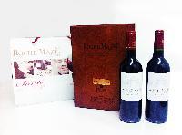 卡斯特葡萄酒丨玛茜波尔多木盒,德久源直供
