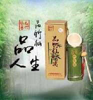 竹筒酒 行业正品标杆 品竹仙清醇版