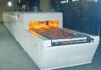 网带式连续蒸汽烘干箱