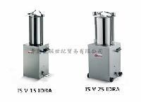 SIRMAN舒文垂直液压式灌肠机 IS V 15-25 IDRA