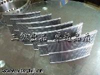活塞过滤式离心机配件|卧式过滤离心机筛网HR500