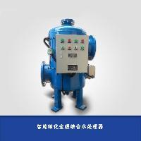 多相全程水处理器 物理方式处理水质
