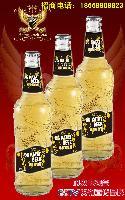 大瓶箱装啤酒
