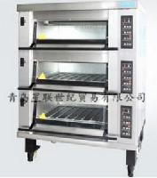 Sinmag新麦 三层六盘燃气烤箱MB-823