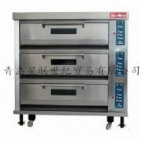 Sun-mate三麦 三层六盘电烤箱SEC-3Y
