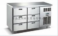 XINGXING星星抽屉工作台冷藏雪柜 TZ14A7D6