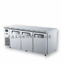 Turbo air特博尔平台冷冻柜 KUF18-3