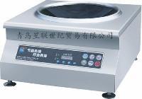 Qinxin沁鑫电磁台式凹面小炒炉 QX-TA1