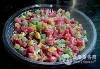 京糕丁(红绿丁)