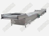 自动蔬菜杀青机 优质漂烫机预煮机 优质漂烫机