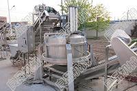 净菜加工设备诸城良品机械质量保证
