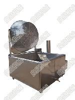 电加热油条油炸锅   颜色漂亮