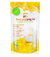 happy Baby 儿童辅食酸奶
