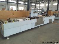 厂家直供小康牌DLZ-520E型豆干全自动连续拉伸真空包装机