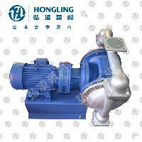 DBY型电动隔膜泵,不锈钢隔膜泵,不锈钢电动隔膜泵