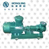 IHF氟塑料衬里离心泵,氟塑料合金化工离心泵,塑料化工泵