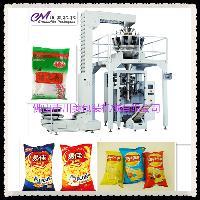 全自动爆米花包装机  快速爆米花包装机