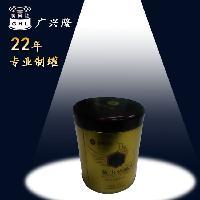 黄山毛峰茶叶铁盒 马口铁茶叶罐 150g茶叶包