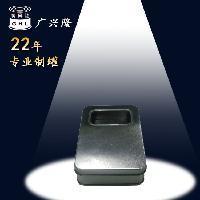 开窗铁盒 马口铁开窗盒 PVC透明天窗铁盒包