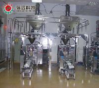 玉米淀粉自动粉剂包装机