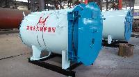 现货热销0.5吨环保燃油燃气热水锅炉