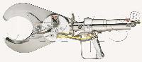 液压牛蹄剪 查维斯美国进口牛屠宰流水线设备厂家直销