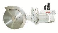 电动圆盘四分体锯 查维斯美国进口牛屠宰流水线设备厂家直销