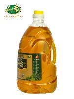 山歌古法小榨纯正一级花生油4L 物理压榨非转基因健康绿色食品