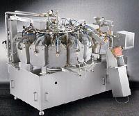 重庆老火锅底料500G定量灌装封口机,自动給袋包装机设备