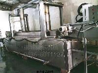 康尔燃气型全自动油炸机厂家直销系列