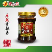 供应辣椒粉生产厂家、德信油泼辣子