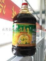 丹焉小院5L纯物理压榨纯香菜籽油