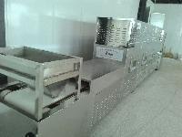 隧道式陈皮微波烘干机  操作简单