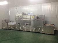 北京微波干燥设备枸杞干燥烘干设备生产线