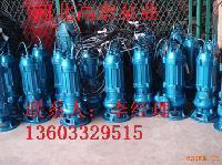 100WQ80-30-15潜水排污泵100WQ80-30-15无堵塞污水泵价格