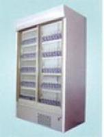 三洋玻璃门饮品展示柜批发