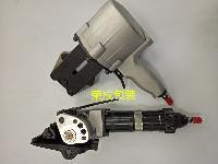 气动钢带打包机 RC-32型 咬扣钢带打包机