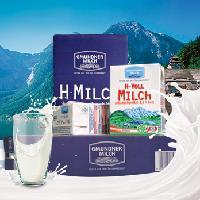 奥地利进口--格梦顿全脂纯牛奶200ml*27