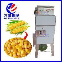 甜玉米脱粒机