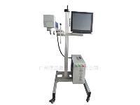 激光器寿命10W小时/货真价实一体化激光打标机数字小字符喷码机