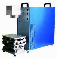 马口铁/铝质罐装食品表面商标光纤激光打标机