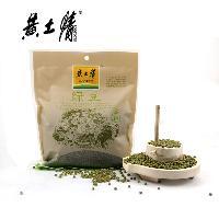 黄土情 绿豆(袋装)480g 陕北特产延安粗粮