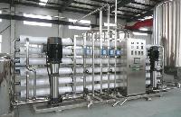 0.5T双级反渗透纯水设备