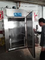 304全自动烟熏炉//的工作原理