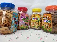 新品推荐台湾进口零食 馔宇儿童饼干骨头饼/
