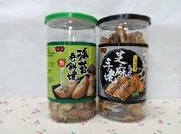 进口零食 怀旧饼干馔宇海苔卷饼烧、海苔手烧、芝麻手烧