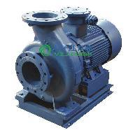 ISW100-200卧式单级单吸离心清水泵
