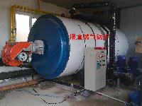 30万大卡燃气常压热水锅炉