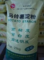 内蒙古优质马铃薯淀粉